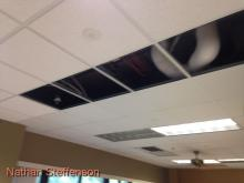 ceiling tile out