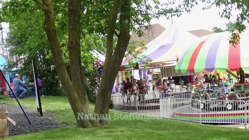 carnival at Onamia Days